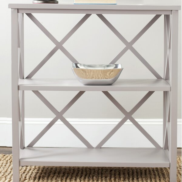 Jacaranda Etagere Bookcase by Beachcrest Home