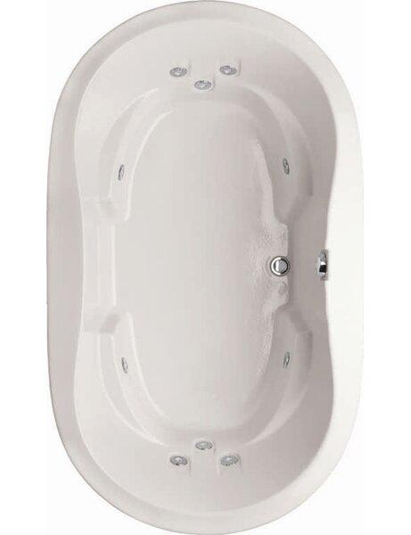 Designer Savannah 66 x 44 Soaking Bathtub by Hydro Systems