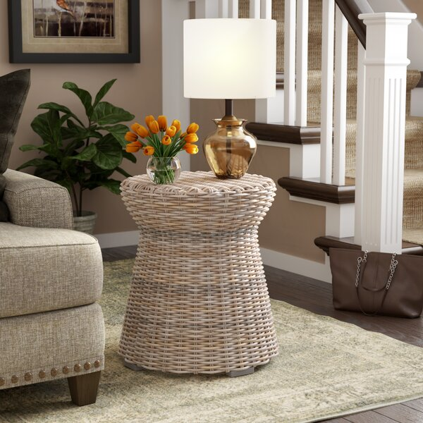 "Rivera Rattan Side Table by Birch Laneâ""¢ Heritage"