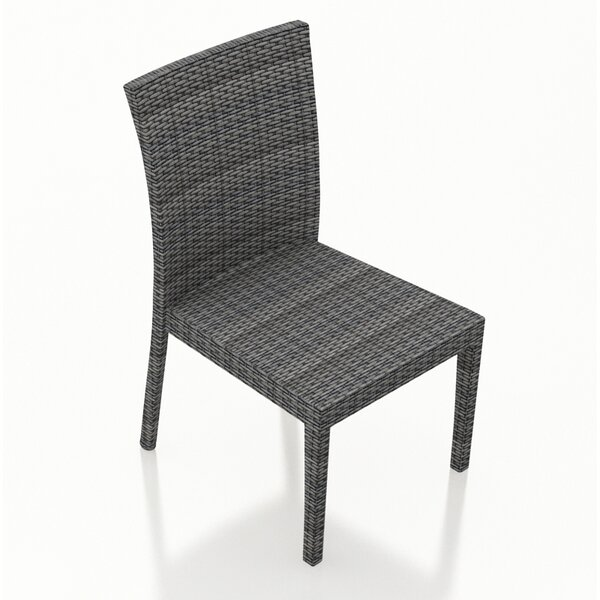 Hobbs Patio Dining Chair by Rosecliff Heights