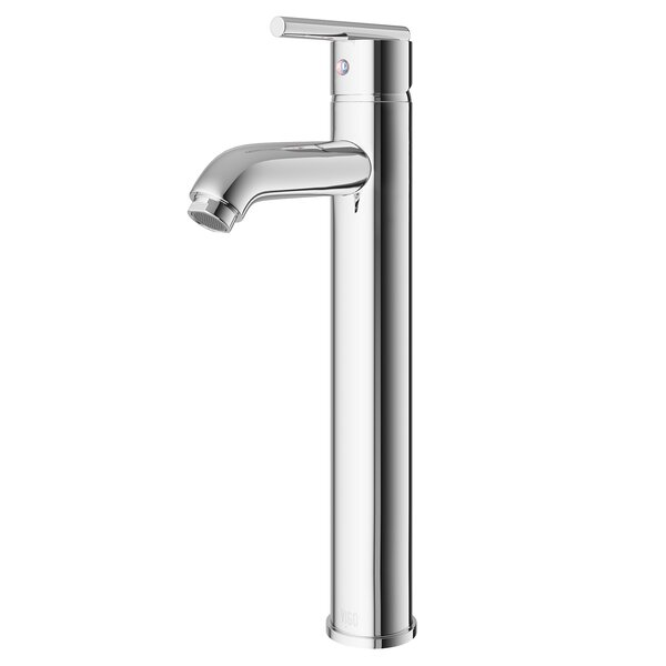 Seville Single Lever Vessel Bathroom Faucet by VIGO
