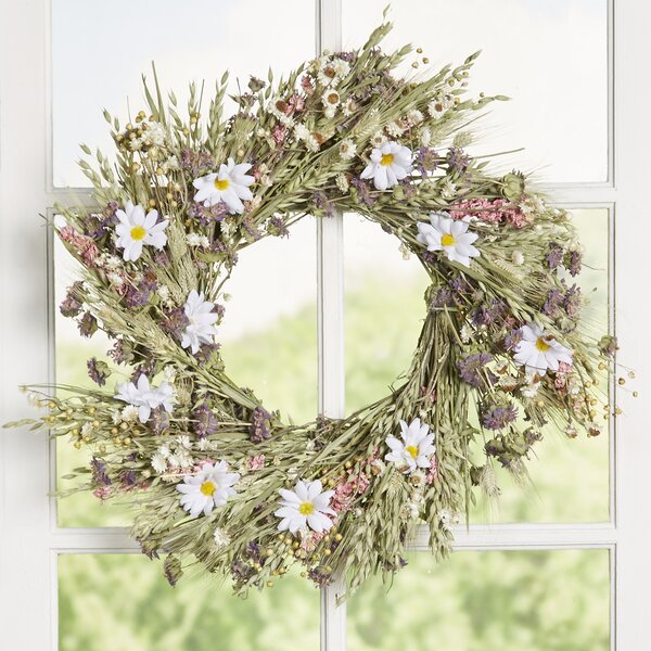 Early Blossoms 22 Wreath by Dried Flowers and Wreaths LLC