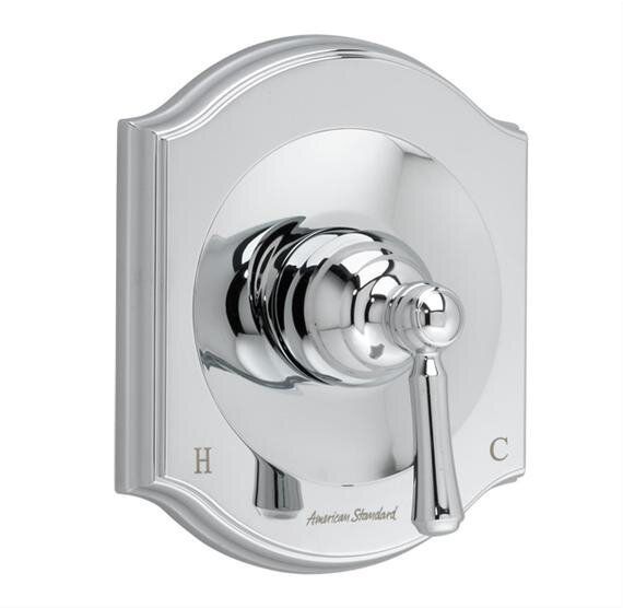 Portsmouth Flowise Diverter Shower Faucet Trim Kit with Lever Handle by American Standard
