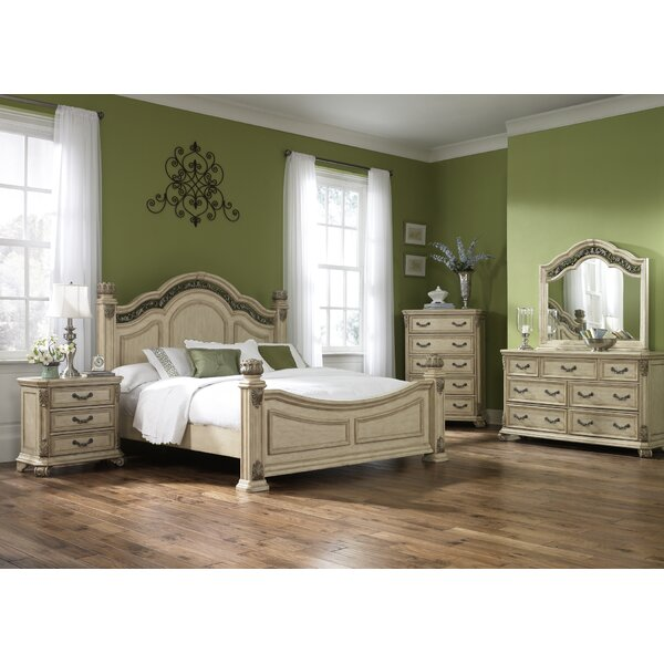 Cavas Panel Configurable Bedroom Set by Astoria Grand