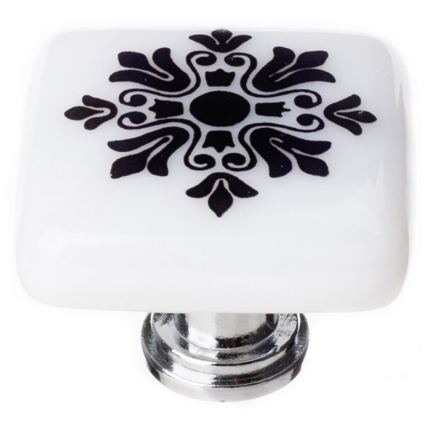 New Vintage Square Knob by Sietto