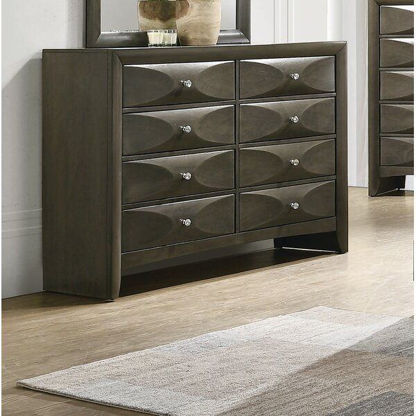 Middleton 8 Drawer Double Dresser by Brayden Studio