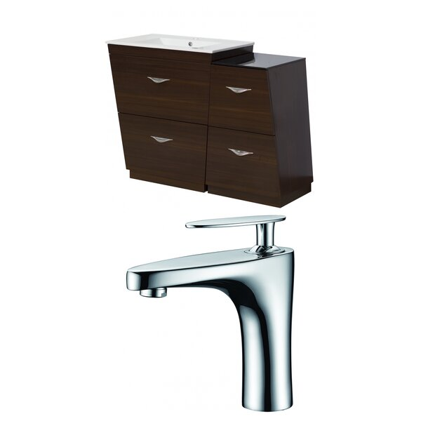 Dudelange 50 Single Bathroom Vanity Set