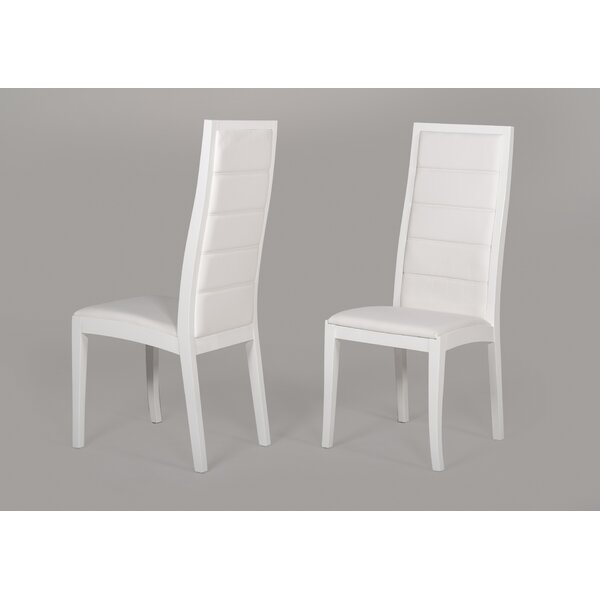 Cook Upholstered Dining Chair (Set of 2) by Orren Ellis