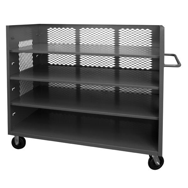 Book Cart by Durham Manufacturing