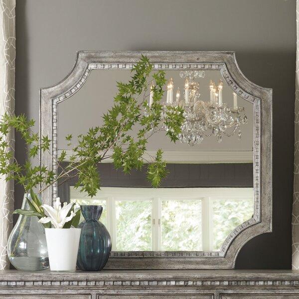 True Vintage Dresser Mirror by Hooker Furniture
