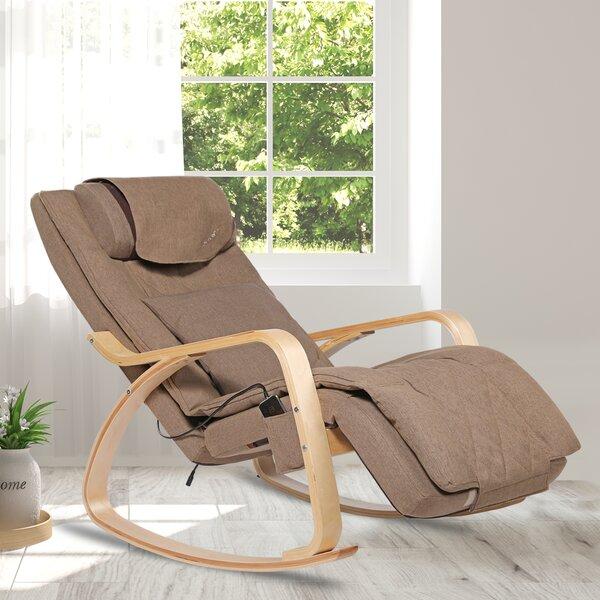 3D Reclining Heated Full Body Massage Chair By Latitude Run