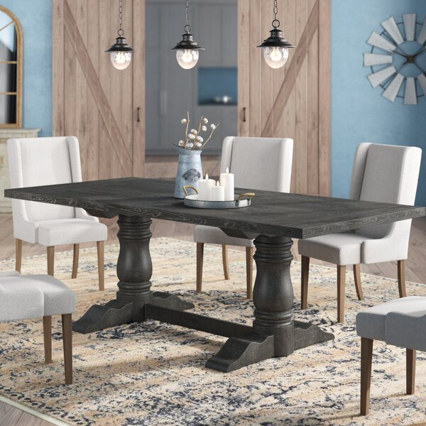 Bostwick Dining Table by Charlton Home
