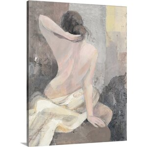After the Bath I by Albena Hristova Painting Print on Wrapped Canvas by Great Big Canvas