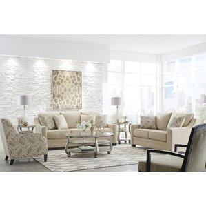 Mauricio Configurable Living Room Set