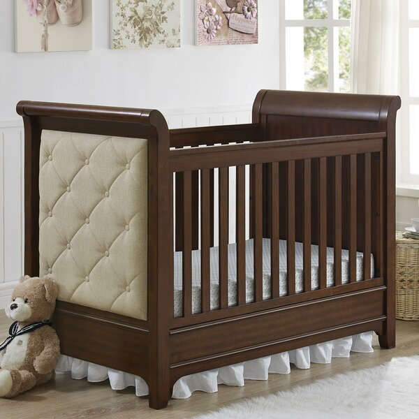 Glasco 2-in-1 Convertible Crib by Viv + Rae