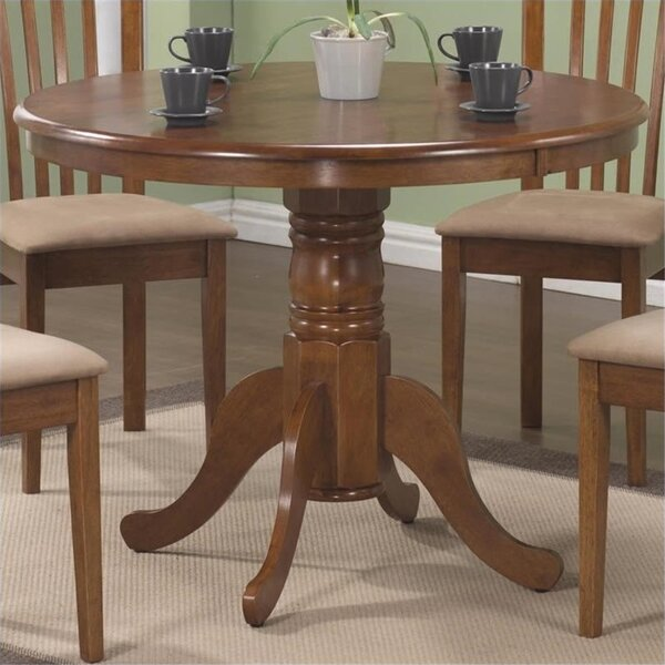 Lees Dining Table by Alcott Hill