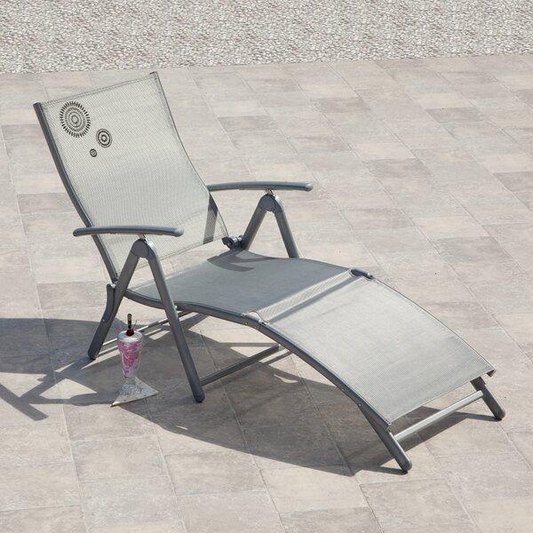 Bleecker Sunlounger Reclining Chaise Lounge