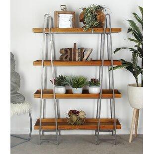 4 Tier Etagere Bookcase