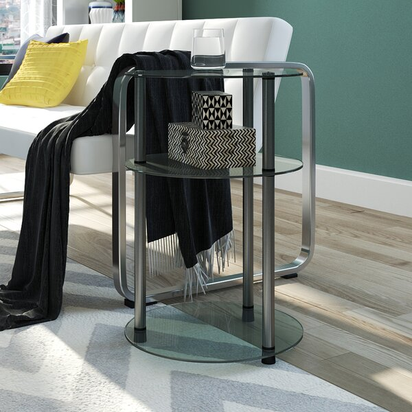 Review Beckett Three Tier End Table