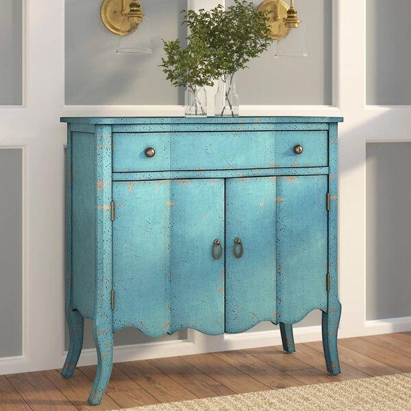 Calie 2 Door Accent Cabinet by One Allium Way