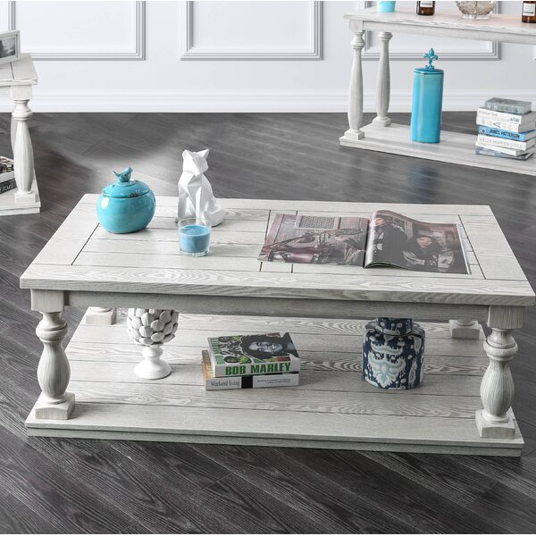 Jaque Coffee Table By Highland Dunes