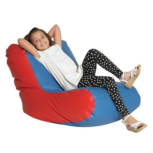 Medium Bean Bag Chair And Lounger By Children's Factory