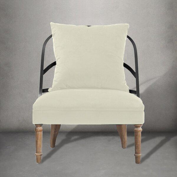 Darryl Carriage Side Chair by Gracie Oaks Gracie Oaks