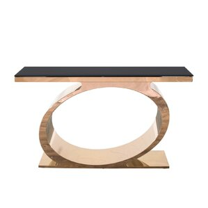 Linnea Console Table by Everly..