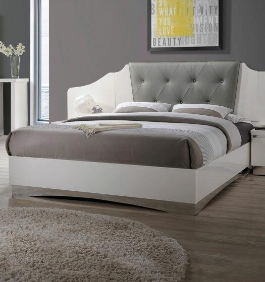 Hillenbrand Panel Bed by Orren Ellis