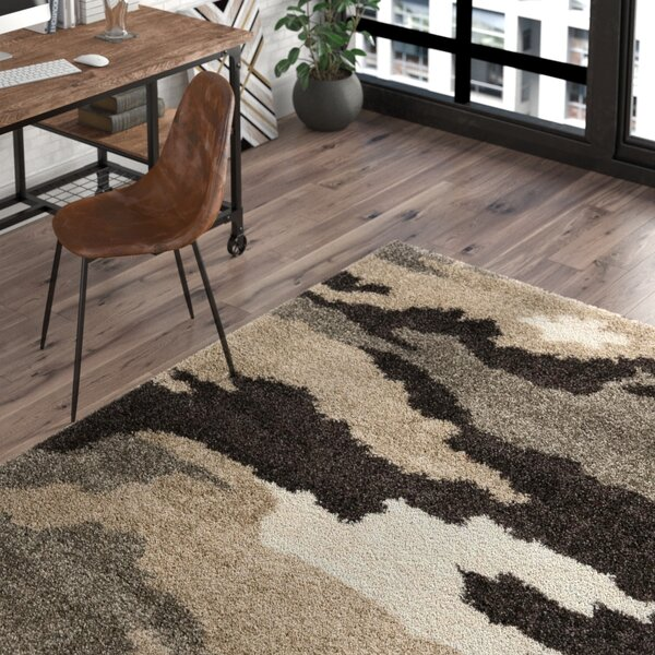 Beale Beige/Brown Area Rug by Trent Austin Design