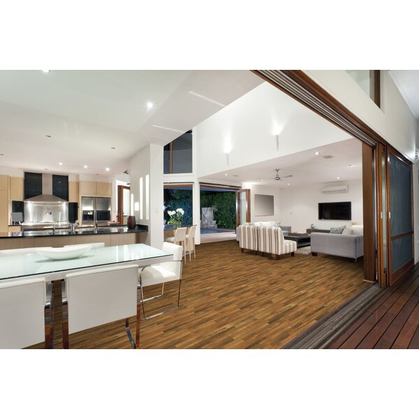 Stone Harbor 8 x 51 x 8mm Laminate Flooring in Canton Oak by American Concepts