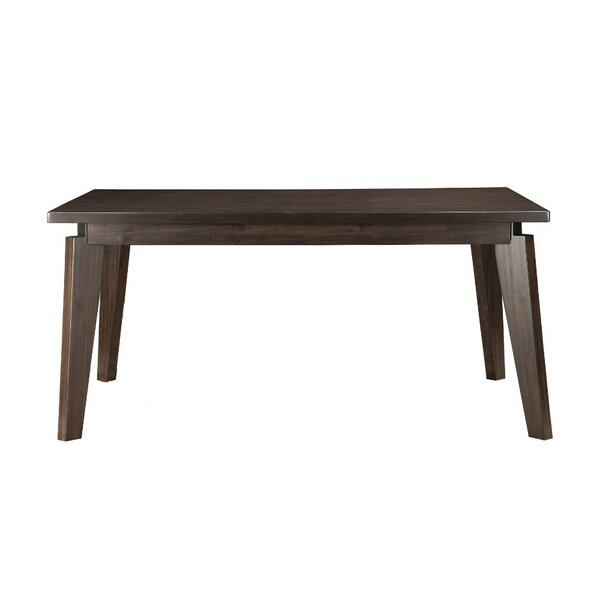 Templeville Wooden Dining Table by Union Rustic