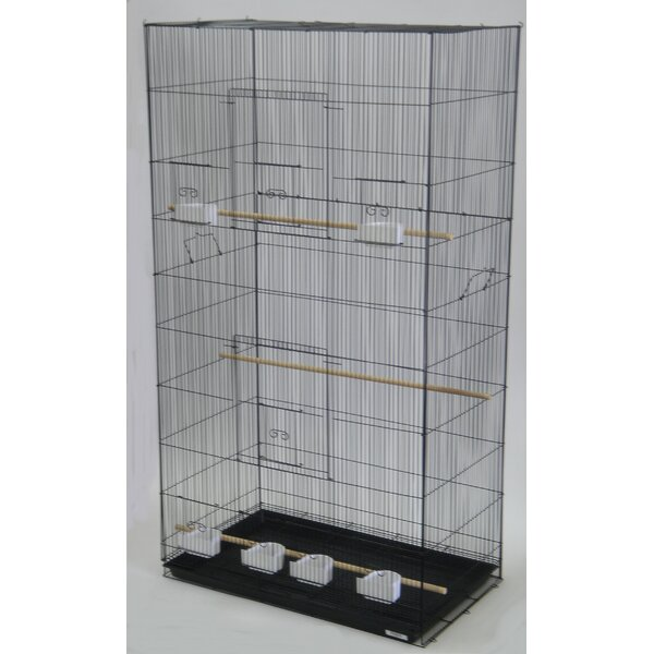Lot of Three X-Large Bird Cage by YML