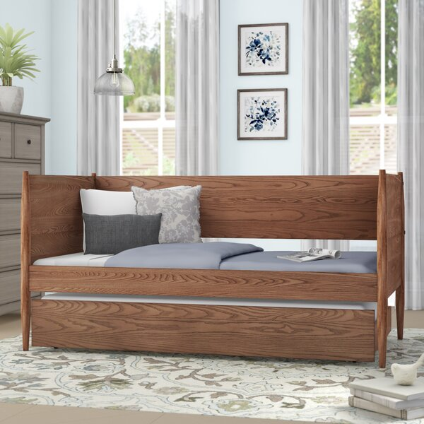 Plagido Twin Daybed by Three Posts