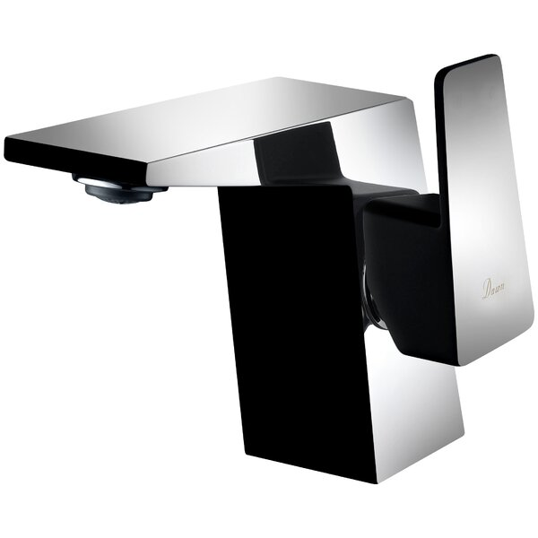 Lavatory Single Hole Bathroom Faucet with Drain Assembly by Dawn USA