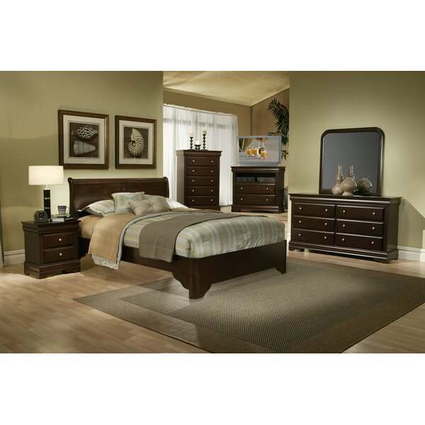 North Beach Panel Configurable Bedroom Set by Beachcrest Home