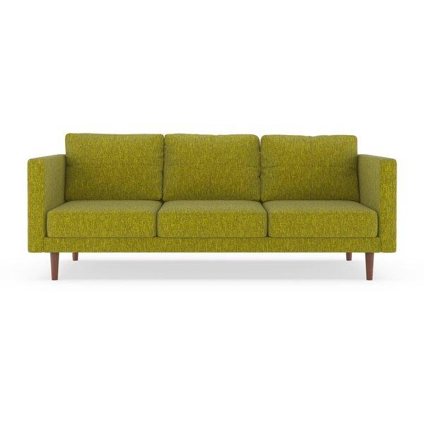 Review Schermerhorn Pebble Weave Sofa