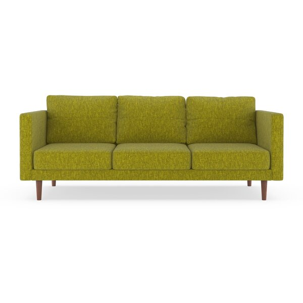 Schermerhorn Pebble Weave Sofa By Orren Ellis