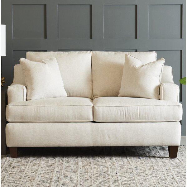Internet Purchase Kaila Loveseat by Wayfair Custom Upholstery by Wayfair Custom Upholstery��