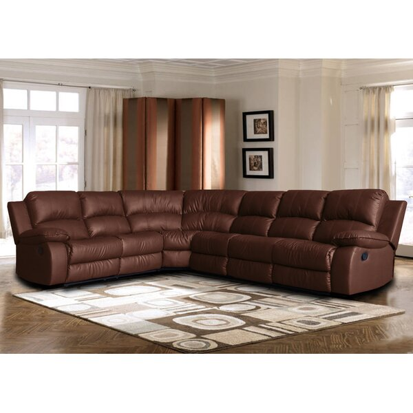 Kelleys Island Classic Reclining Sectional by Red Barrel Studio