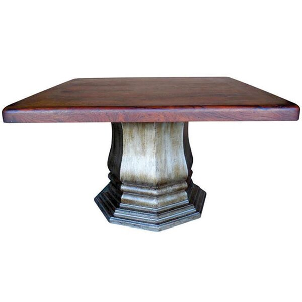 Husted Solid Wood Dining Table by Fleur De Lis Living