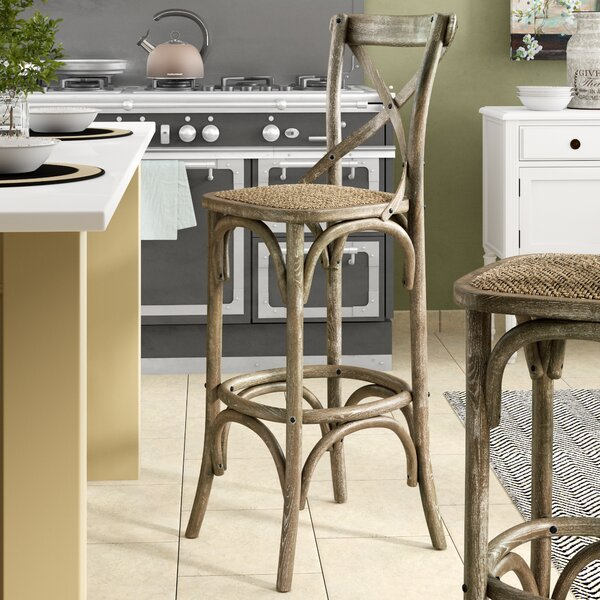 Gage 29 Bar Stool by Laurel Foundry Modern Farmhouse