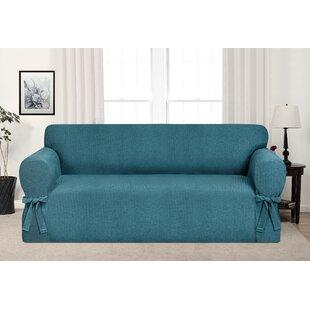 Light Blue Sofa Cover | Wayfair