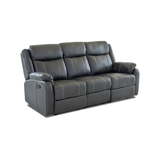 Rockville Reclining Sofa by Red Barrel Studio