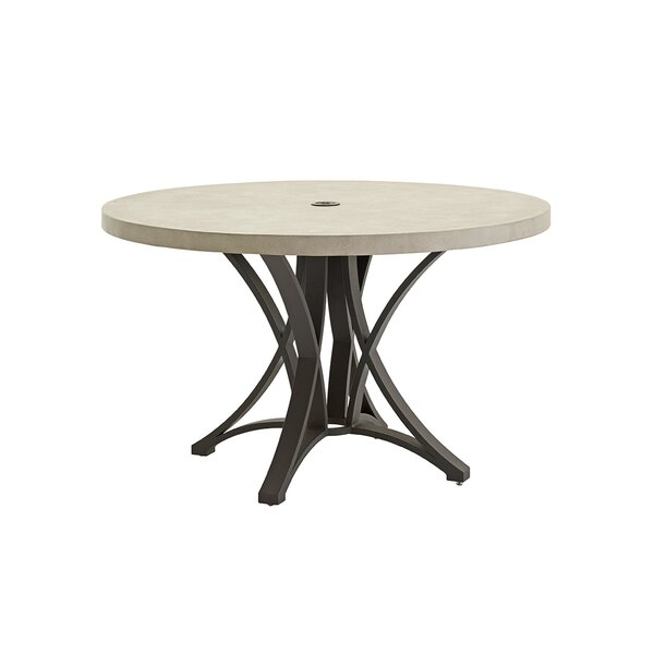 Cypress Point Ocean Terrace Aluminum Dining Table by Tommy Bahama Outdoor