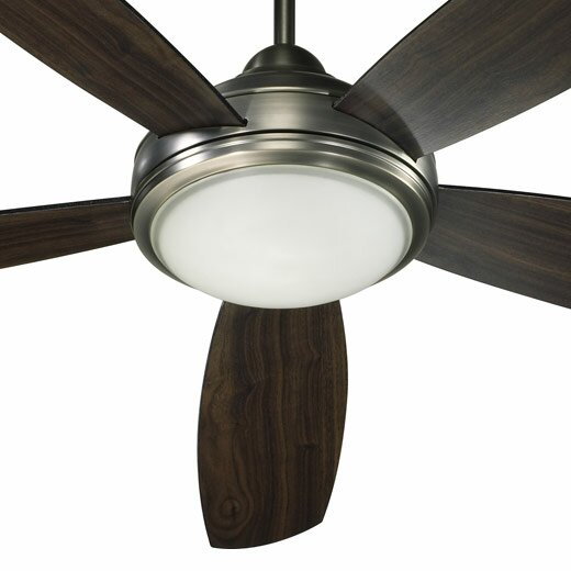 52 Colton 5-Blade Ceiling Fan by Quorum