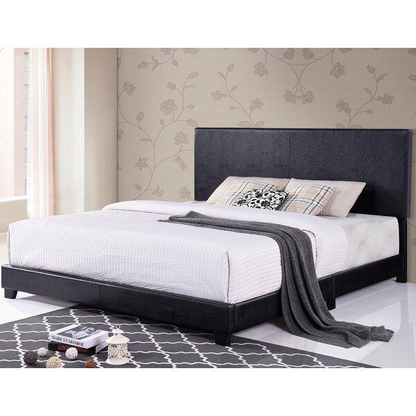 Theobald King Upholstered Platform Bed by Red Barrel Studio