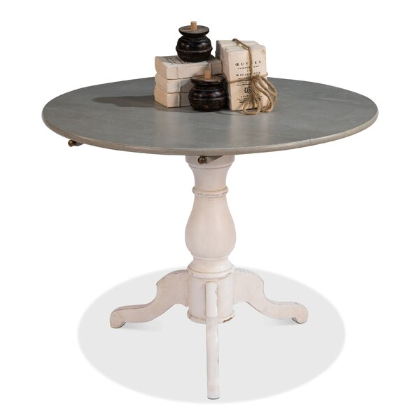 Pedestal Extendable Bistro Table by Sarreid Ltd