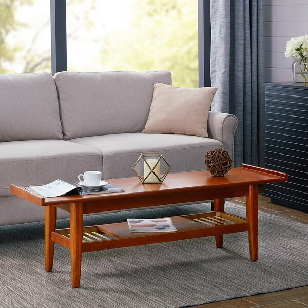 Hauser Coffee Table by Home Loft Concept