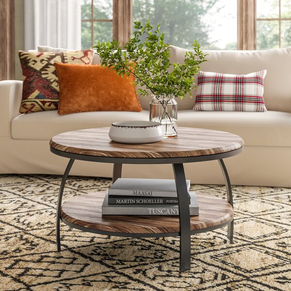 Mccormick Coffee Table by Union Rustic